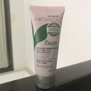 Mineral Botanica Acne Care Mask