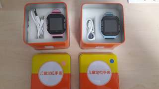 GPS setting Smartwatch for kid