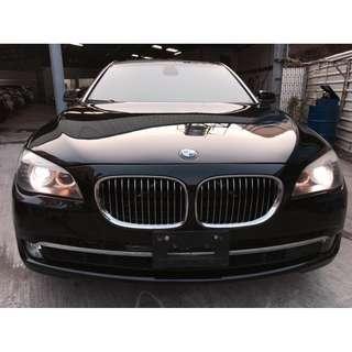 BMW 7-Series 740Li 2010款 3.0L