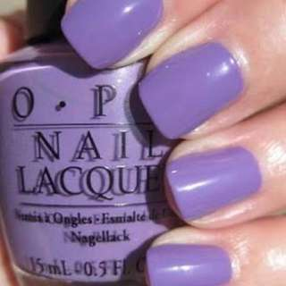NEW OPI Purple Nail Polish in A Grape Fit shade