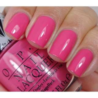 Brand new OPI Hey Baby Limited Edition pink nail polish!