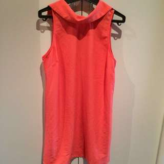 Mirrou size 10 dress