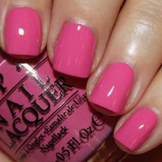 NEW OPI Pink Nail Polish in Suzi has a Swede Tooth shade