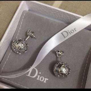 Authenthic Hallmarked Dior Secret Cannage pearls