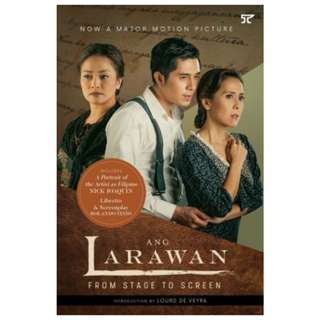 Ang Larawan From Stage To Screen