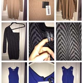 Marciano and Club Monaco Dresses - Size XS