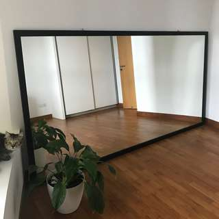 Large Wall / Standing Mirror
