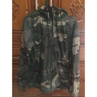 Jacket Army Pull & Bear