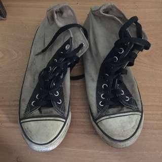 Zeintin High Top Sneakers
