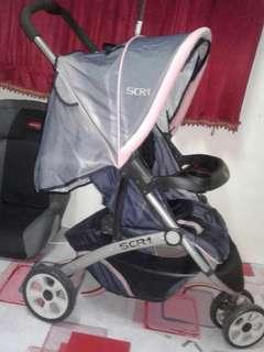 Stroller SCR-1 2ND
