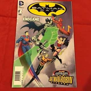 Batman Day ENDGAME Special Edition Variant  Promo #comics #batman
