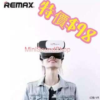 REMAX VR 3D 眼鏡 $238