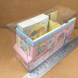 Sanrio Little Twin Stars 膠紙連便條紙套裝 401846