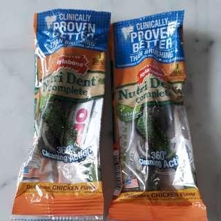 Nylabone nutrident complete dental chew