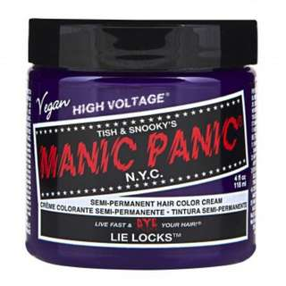 Manic Panic Lie Locks