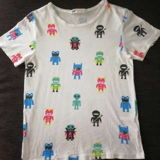 H&M Tshirt For Kids