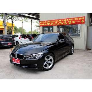 BMW 寶馬 2013年 328I 2.0 美規 電動天窗 倒車顯影