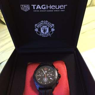 TAG HEUER MANCHESTER UNITED FORMULA 1 LIMITED EDITION