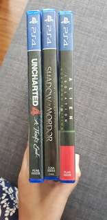 Miscellaneous PS4 Games