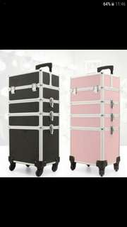 Makeup Box BRAND NEW IN BOX MakeUp Trolley for mobile professional artist