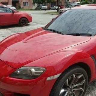 Mazda Rx8 SG