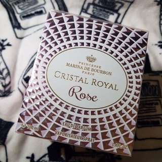 Princesse Marina De Bourbon Cristal Royal Rose 100ML