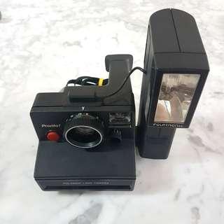 Vintage Polaroid Land Camera Pronto! With Flash