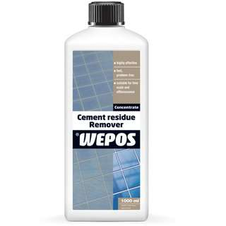 WEPOS Cement residue remover