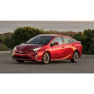 Toyota Prius 2017 BRAND NEW