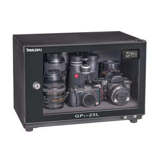 Camera and Lens Dry Cabinet