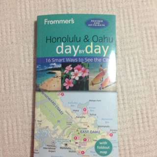 Hawaii travel book