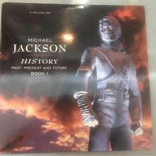Michael Jackson – HIStory - Past, Present And Future - Book I, 3x Vinyl LP,  Epic – EPC 474709 1, 1995, Holland