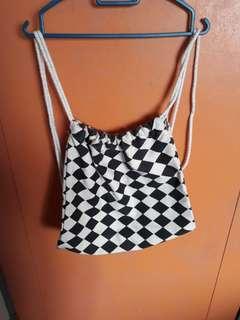 Drawstring bag by noktah 3