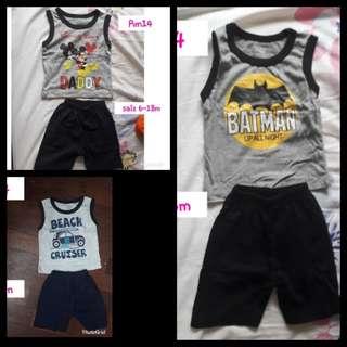 Newborn batman singlet batma