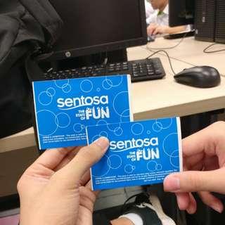 2x Sentosa Fun Pass Play Max