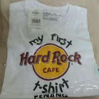 My First HARD ROCK CAFE PENANG T-shirt