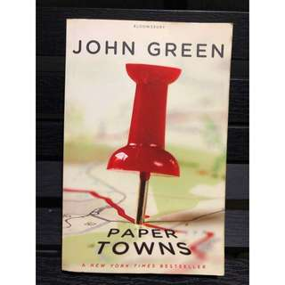 Paper Towns novel by John Green