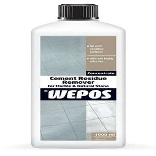 WEPOS Cement residue remover For Marble