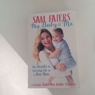 Sam Faiers My Baby And Me Book