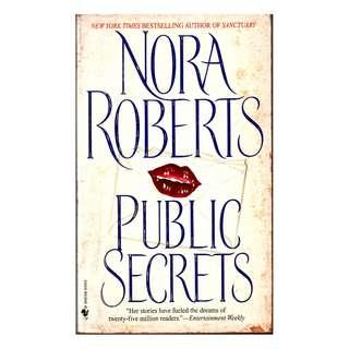 BF: Nora Roberts - Public Secrets
