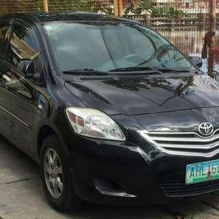 Toyota Vios 2011 mdl 1.3E