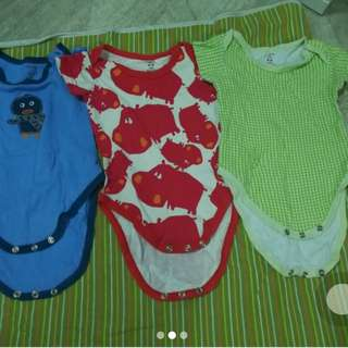 Baby Romper 6-9 mnths