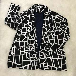 PICNIC oversized blazer