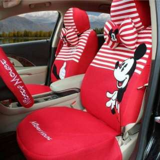 SET COVER JOK MOBIL MICKEY