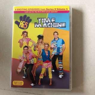 DVD - Hi 5 Time Machine