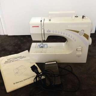 Janome sewing machine!