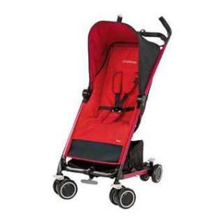 Maxi Cosi Noa Red Stroller Look NEW not ikea