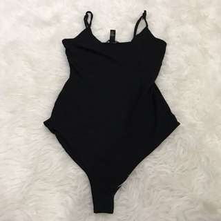 Forever 21 black bodysuit