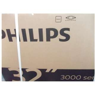 Brand New Philips 32 Inch Led TV For Sale