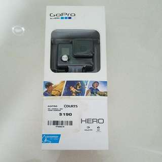 BN Sealed Go Pro Hero Camera